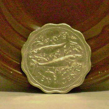 Commonwealth Of The Bahamas Coin