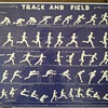 1966 Track and Field Instructional Posters
