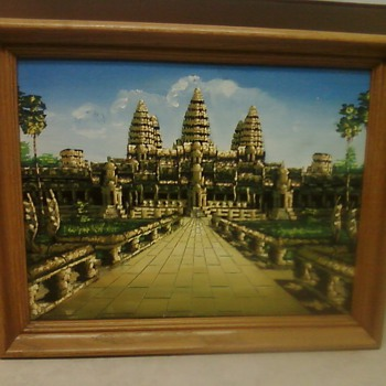 ANGKOR WAT  - Visual Art