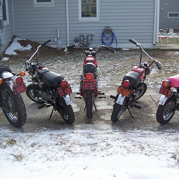 My AerMacchi Harley-Davidson Collection - Motorcycles