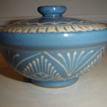 Small Covered Bowl - Kitchen
