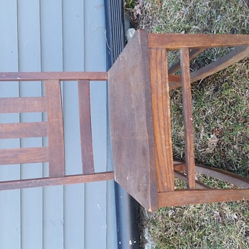 Child's Rocking Chair  - Furniture
