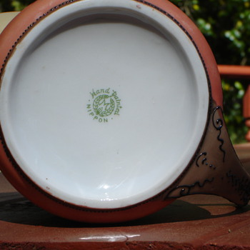 Mystery Nippon pitcher - China and Dinnerware