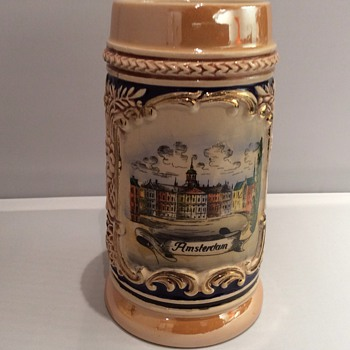 Tankard from Amsterdam