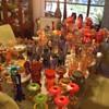 Fabulous Find of Czech Art Glass Horde