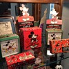 English Ingersoll Mickey Mouse clocks and wristwatches