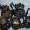 Beautiful antique coffee and tea set