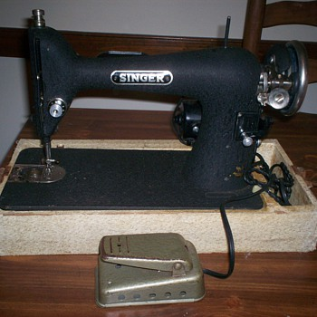 What year and model is this singer? - Sewing
