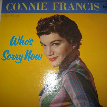Connie Francis.........