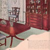 1950 White Furniture Advertisement