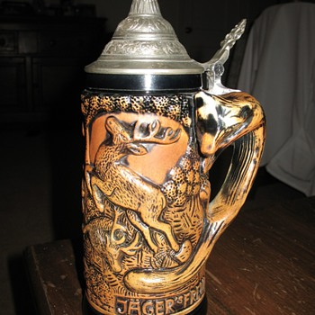 Beer Stein identification...HELP please!!