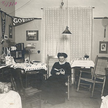 "Grandma Gagnon""1910""Room #4 - Photographs"