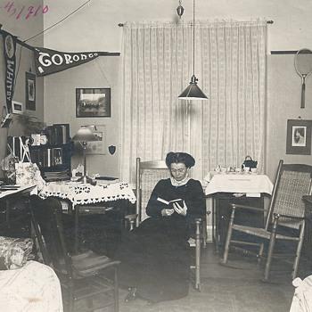 "Grandma Gagnon""1910""Room #4"