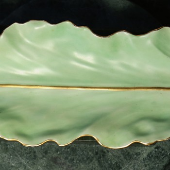 Extremely Long Limoges Pin or Trinket Tray
