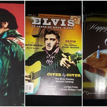 Elvis 60 Years Of Rock 'N Roll - Books