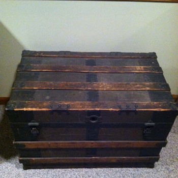 Old Trunk that we are thinking about getting rid of