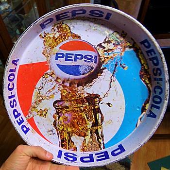 Vintage Pepsi Tray