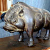 Cast iron Boar from what country of origin?