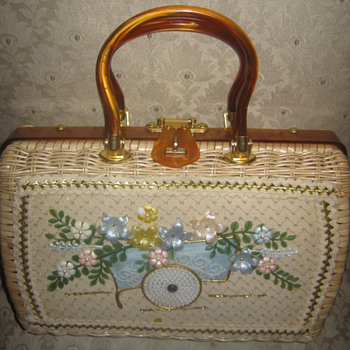 Vtg Princess Charming by Atlas Hollywood-Florida ! - Bags