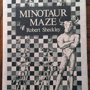 Minotaur Maze by Robert Sheckley - Books