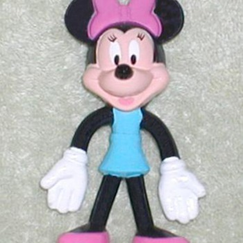 2004 Kellogg's Promo Toy - Minnie Mouse - Toys