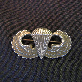 WWII Airborne Jump Wings