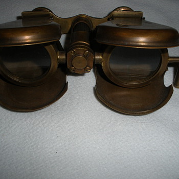Old time binoculars - Tools and Hardware