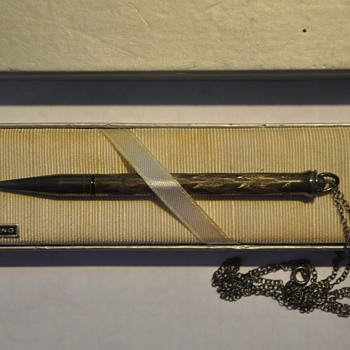 Cross Sterling pencil
