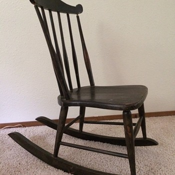 Child's Rocker  - Furniture