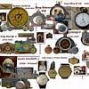 Royal Commemoration & Souvenir Clocks/Watches