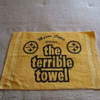 Terrible Towel - Football