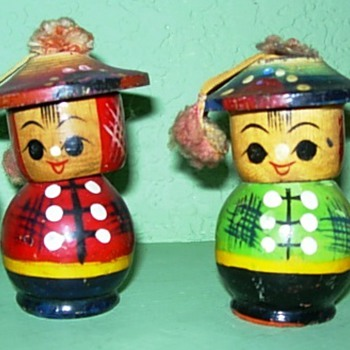Chinese bobblehead dolls