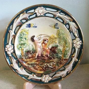 Capodimonte? - Art Pottery