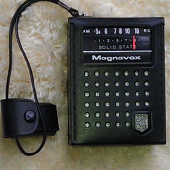 Magnavox 2R 1001