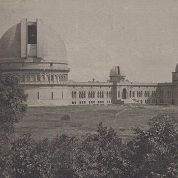 YERKES OBSERVATORY - Photographs