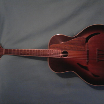 1940-1950,s German build - Guitars