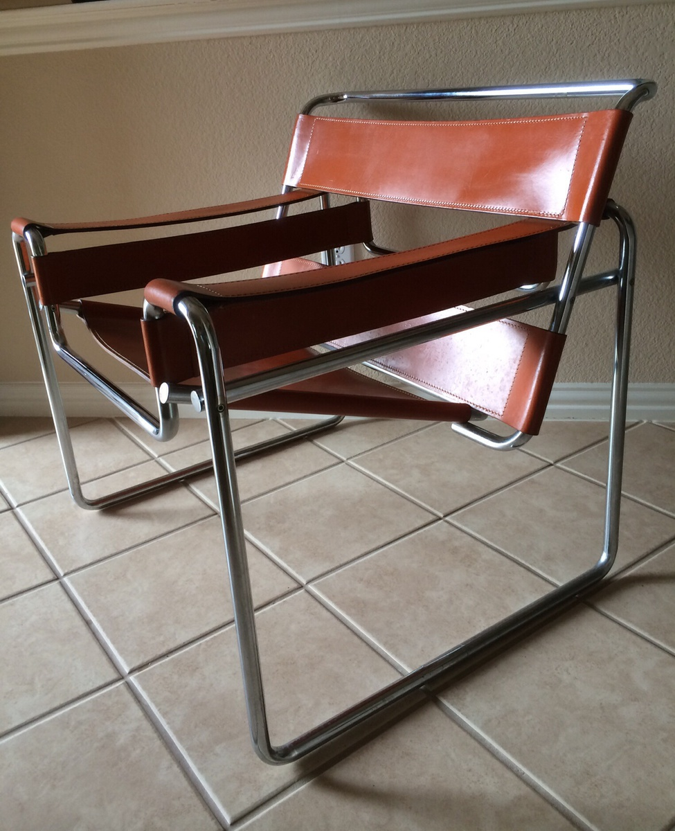 b3 chair Marcel Breuer Wassily Chair Model B3 Collectors Weekly .