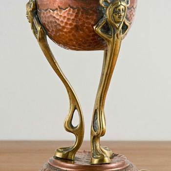 Art Nouveau cup