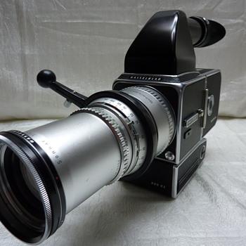 1969 Hasselblad 500 EL - Cameras