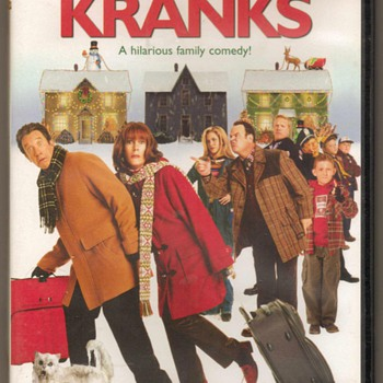 """Christmas with the Kranks"" - DVD Movie"