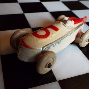 Sun Rubber Indy Racer - Model Cars