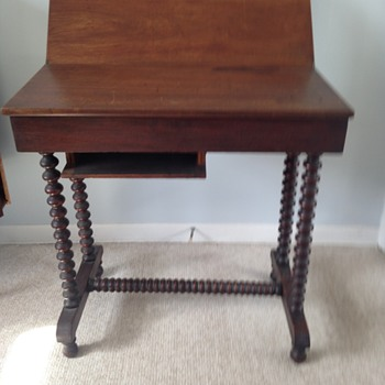 Antique Game Table??? - Furniture