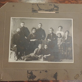 Photo...looking for help translating - Photographs