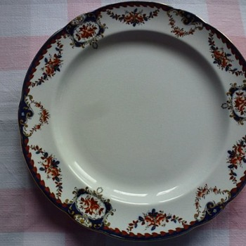 "Spode ""Cecil"" pattern. Spode Trust have never seen it before"