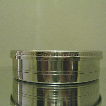 VINTAGE TIFFANY &amp; CO. HANDCRAFTED PEWTER - Sterling Silver