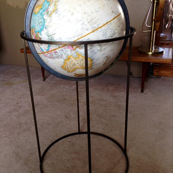 Paul McCobb Replogle Globe