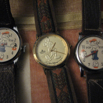 This post is for you. Toyman - Wristwatches