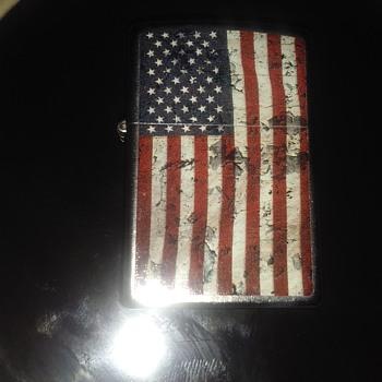 U.S. Flag Lighter!