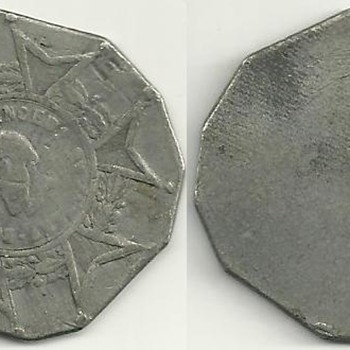 Unknown token?  - World Coins