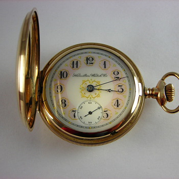 Hamilton 925 with Fancy Dial - Pocket Watches